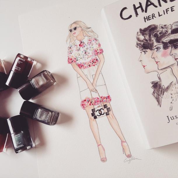 Chanel SS2015