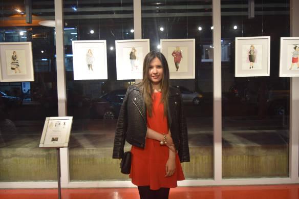 Exposición Fatshionistas 2015 en LCI Bogotá
