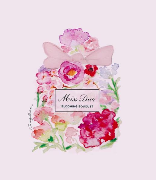 Floral-MissDior